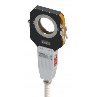 AXXAIR Orbitálna zváračka  Ø12 - Ø115 mm so zatvorenou hlavou