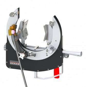 AXXAIR Orbitálna zváračka s otvorenou hlavou na Ø 25-170 mm SATO-170E41