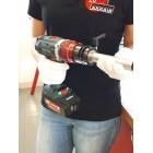 AXXAIR Zarovnávač hrán rúr do Ø25,4 mm