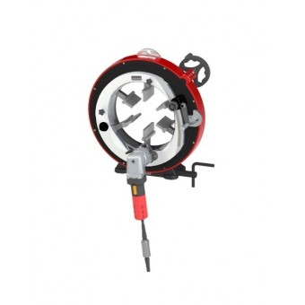 AXXAIR Orbitálná úkosovačka Ø140 - Ø330 mm