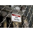 DYMO Vopred narezané bezpečnostné štítky