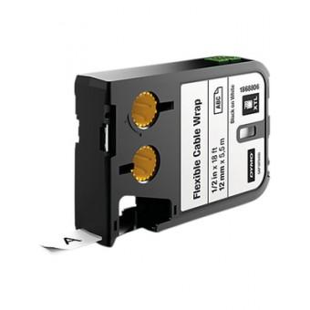 DYMO Flexibilné pásky na označovanie káblov