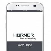 Aplikácia HÜRNER Weld Trace