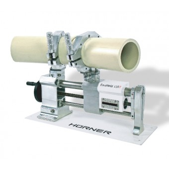 HÜRNER EasyWeld 110 zváračka na tupo na rovné aj uhlové zvary a výroba T-čok