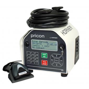 HURNER WhiteLine HST 300 Pricon 2.0 zváračka elektrotvaroviek nad Ø1600 mm