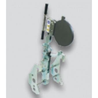HÜRNER Vystreľovacie zrkadlo pre CNC zváračky na tupo