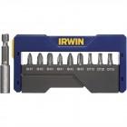 IRWIN Sady nástrčných bitov - 10ks