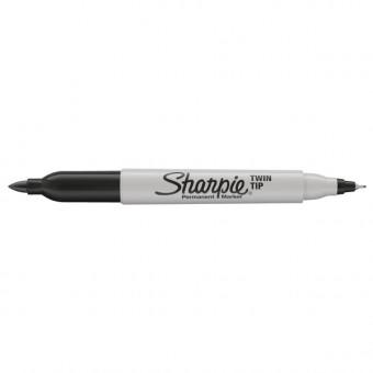 Sharpie Popisovač TWIN TIP / balenie 12ks