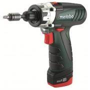 METABO PowerMaxx 12 Basic Aku vŕtačka so skrutkovačom