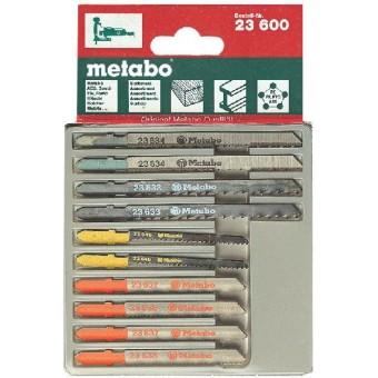 METABO Sada pilových plátkov 10 plátkov / MIX