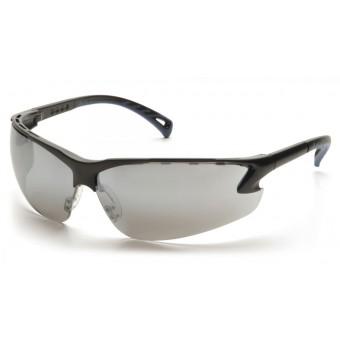 Slnečné okuliare Venture 3, srieborné, zrkadlové