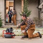 Poskytnite Vašim zákaznikom nadštandardné služby pri kamerovej skúške potrubia