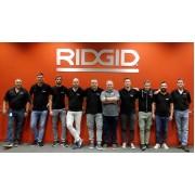 Úspešné školenie technikov z ant s.r.o. na náradie RIDGID v USA