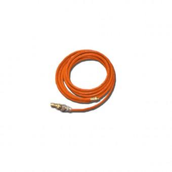 """RIDGID Sifónové hadice 3/16"""", oranžové, pre vodné tlakové čističky"""