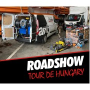 ROADSHOW Tour de Hungary