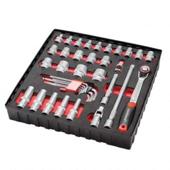 ROTHENBERGER 38 dielna sada nástrčných kľúčov