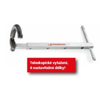 ROTHENBERGER Teleskopický matkový klíč pro umyvadlové armatury