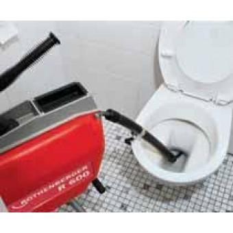 ROTHENBERGER Ochranná hadica pre el. čističky potrubia
