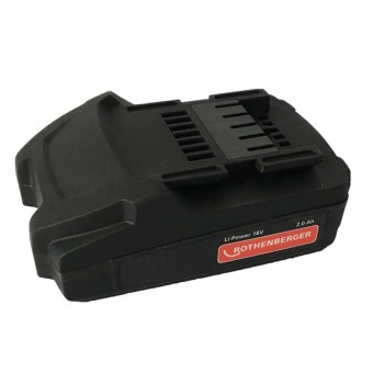 ROTHENBERGER Batéria RO BP18/2 - 18V/2,0Ah