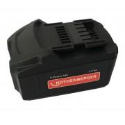 ROTHENBERGER Batéria RO BP18/4 - 18V/4,0Ah