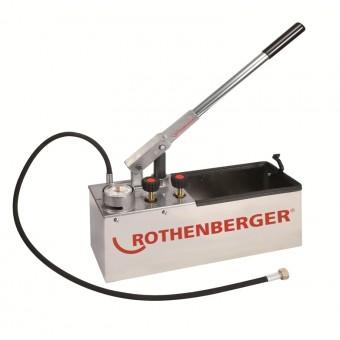 ROTHENBERGER Skúšobná tlaková pumpa RP 50 S INOX, nerezová
