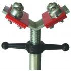 TAG TriStand stojan so skladacou konštrukciou - model TFS301 + hlava v tvare V