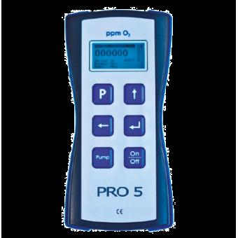 TAG Prístroj na meranie obsahu kyslíku HANDY PURGE PRO 5