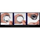 TAG SOLUGAP rozpustné dištančné krúžky na zváranie, od 20 do 75 mm
