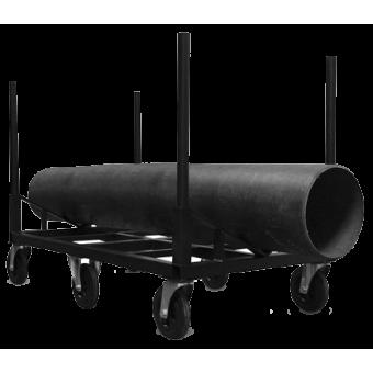 TAG vozík pre rúry s vysokou nosnosťou