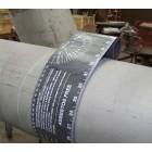 """TAG WRAP-A-ROUND označovač rúr pre rúry od 1"""""""