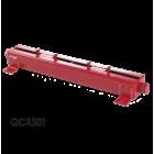 TAG nastaviteľné, vymeniteľné kolieskové podpery pre rúry