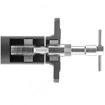 TAG Lineárny zverák - Model 200, Ø 15 - 52 mm