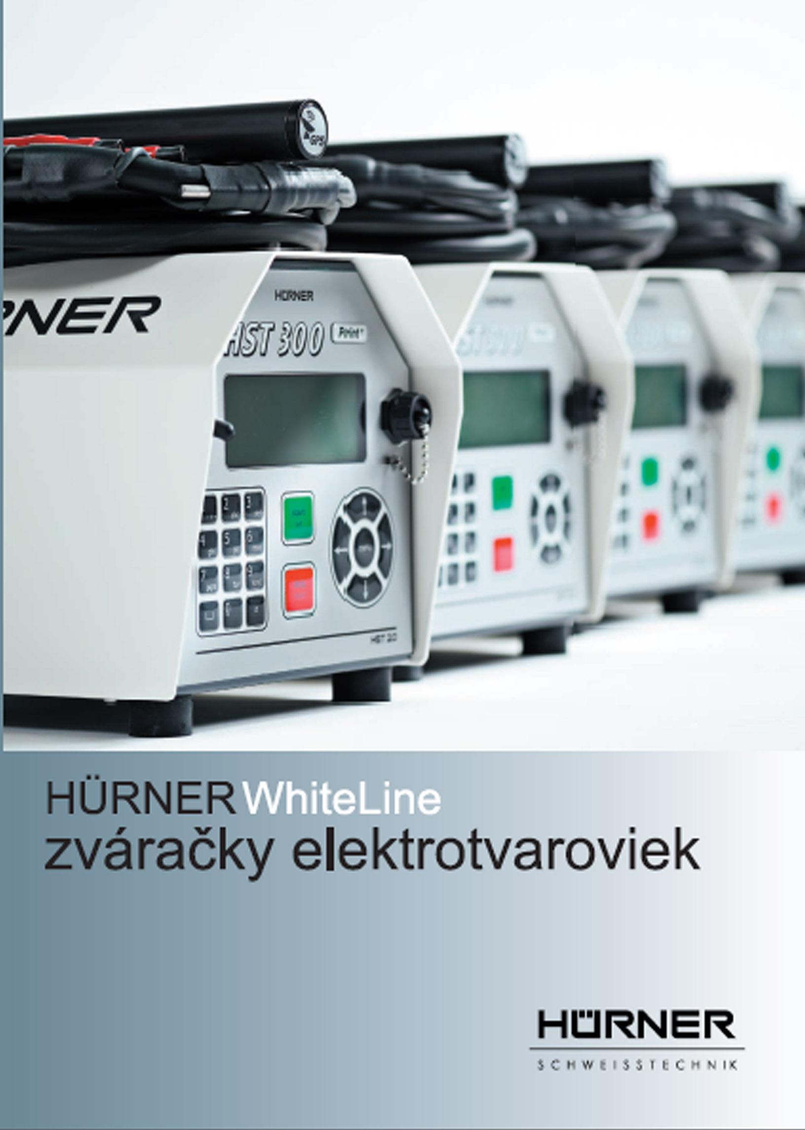 katalog zváračiek HURNER