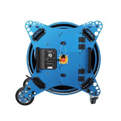 Boldan Rotomax reťazový flexshaft omielač potrubí