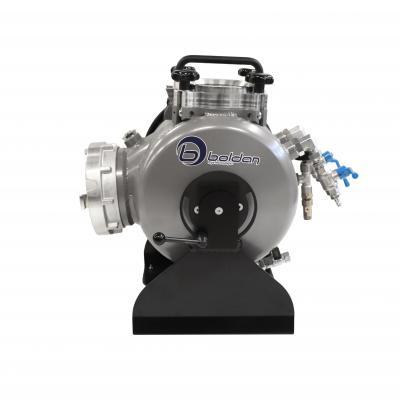 Inverzný bubon pre inštaláciu s inverziou vzduchu, pary a vody