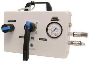 Tlakové regulátory a vákuové pumpy