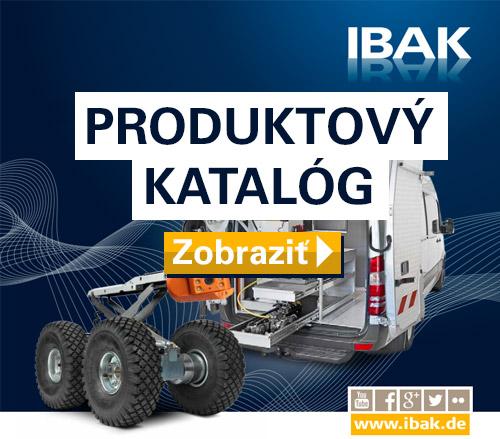 IBAK produktový katalóg