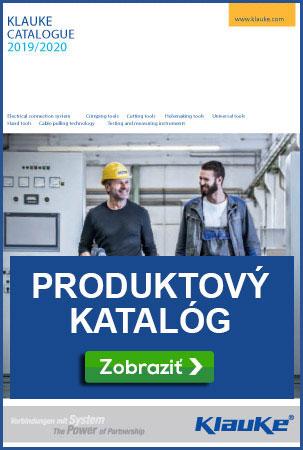 produktovy katalog Klauke