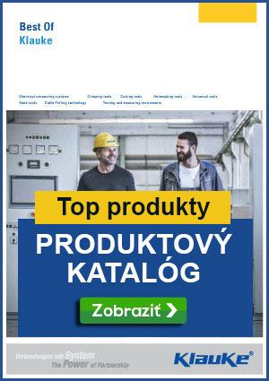 Top produkty Klauke