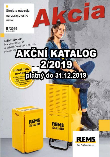 akční katalog REMS