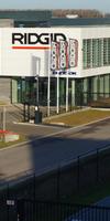 RIDGID otvírá novou EMEA centrálu. Podívejte se, jak se budovala