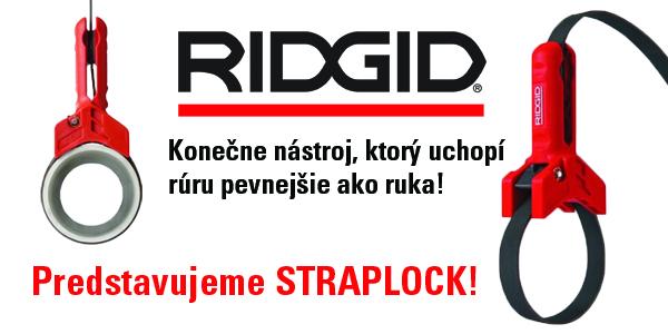 RIDGID Straplock