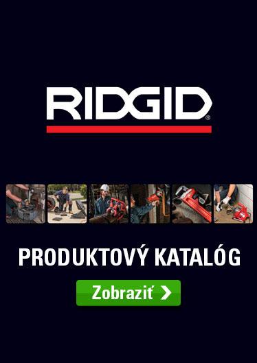 produktovy katalog RIDGID