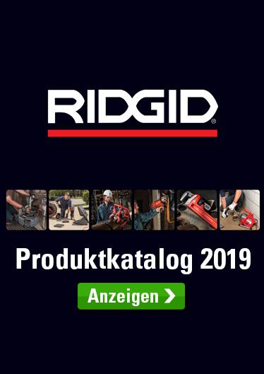 Kataloge RIDGID