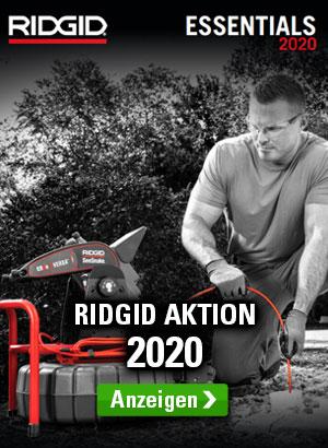 Aktion Kataloge RIDGID