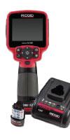 RIDGID ca-350 inšpekčná kamera