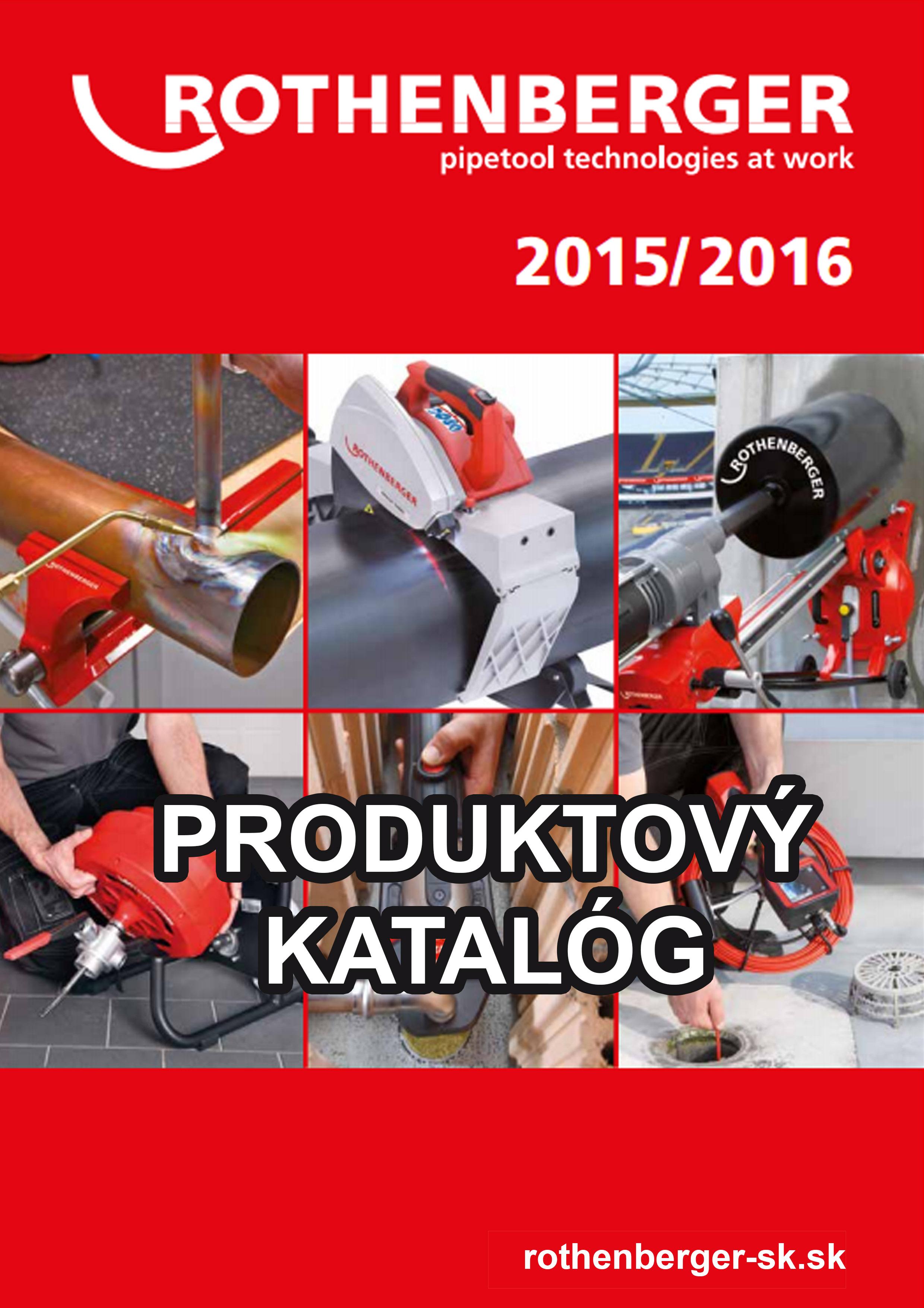 produktovy katalog rothnberger 2015