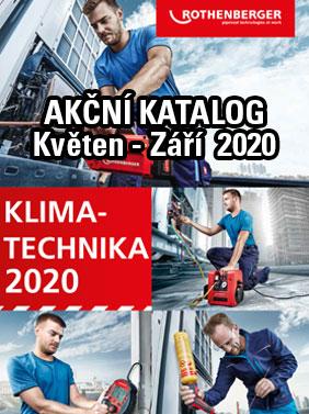 Rothenberger klimatechnika akční produkty 2020