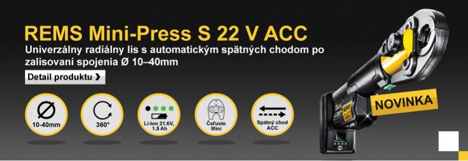 rems lisovacka mini press s acc
