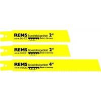 REMS Špeciálny pílový list